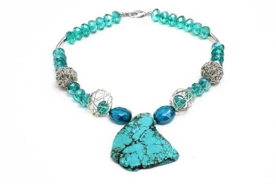 Marmaris Coast Necklace