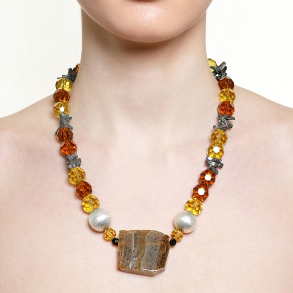 Vevey Golden Hour Necklace