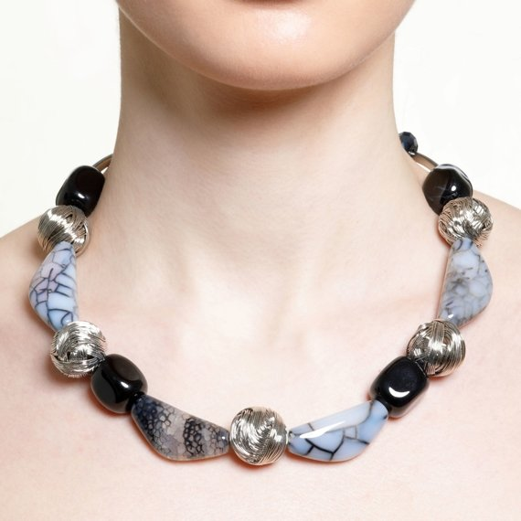 Vevey Marble 2.0 Necklace